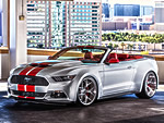 Ford Mustang的拼图游戏